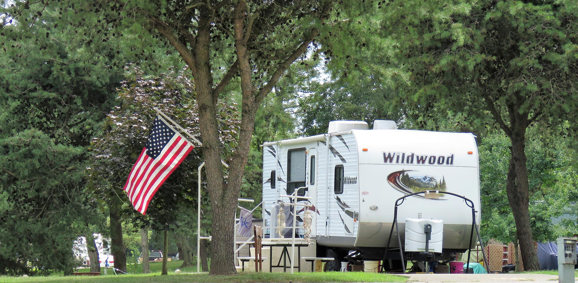 RV Park in Owensboro, KY